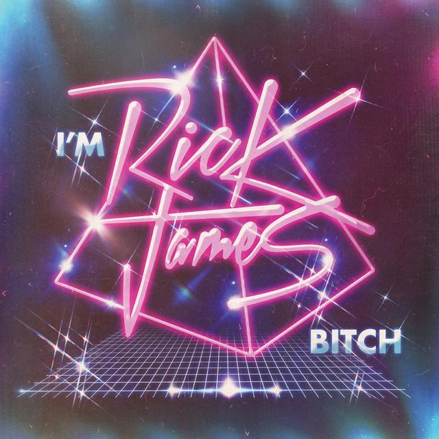 Rick James Canvas