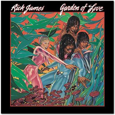 Rick James Garden Of Love CD