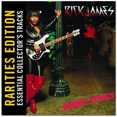 Rick James Street Songs (Rarities) CD