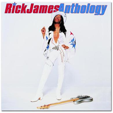 Rick James Anthology CD