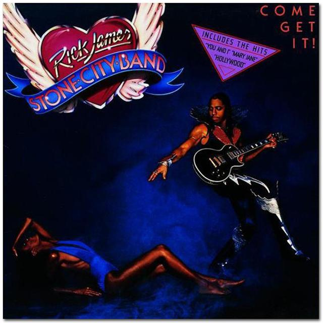 Rick James Come Get It! CD