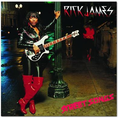 Rick James Street Songs (Remastered) CD