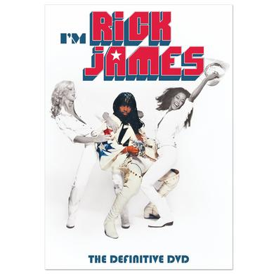 I'm Rick James - The Definitive