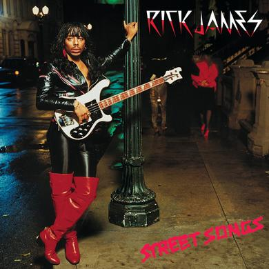 Rick James Street Songs (Vinyl)