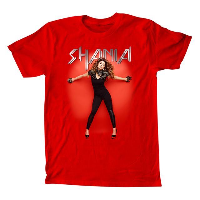 Shania Twain Shania Pose Tee