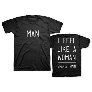 Shania Twain I Feel Like A Woman Tee