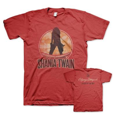 Shania Twain Saddle Dome Tee