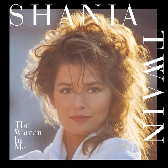 Shania Twain The Woman In Me Album