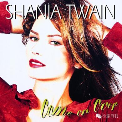 Shania Twain Come On Over Album