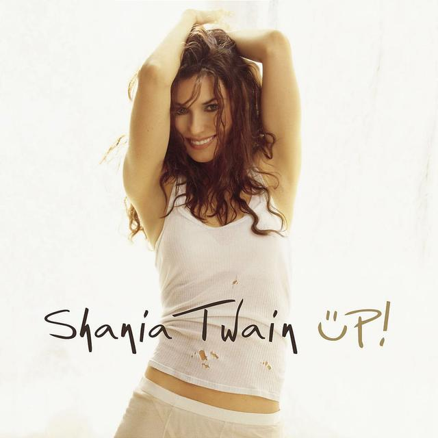 Shania Twain Up! 2 Disc Album