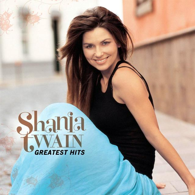 Shania Twain Greatest Hits Album