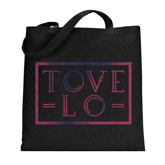 Tove Lo Logo Stack Tote