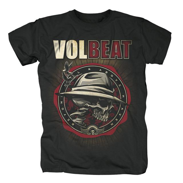 Volbeat Beyond Hell & Above Heaven T-Shirt