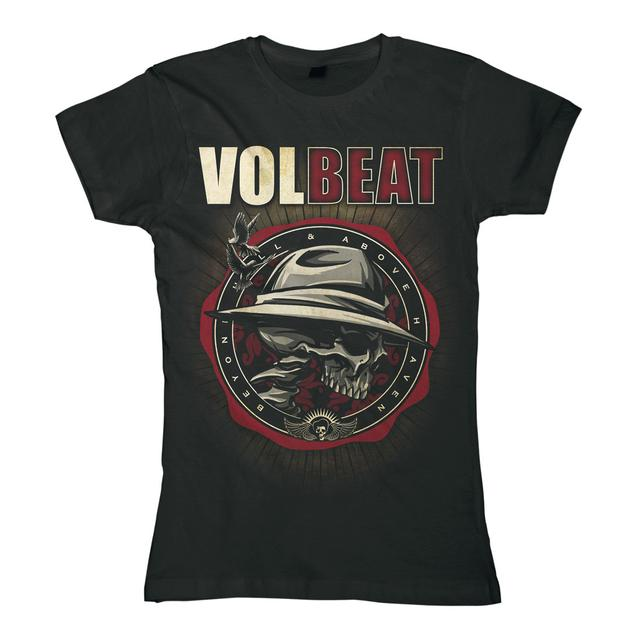 Volbeat Beyond Hell & Above Heaven Women's Tee