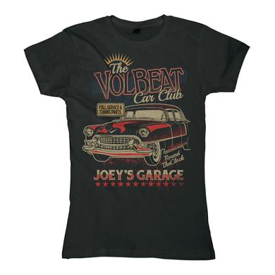 Volbeat Car Club Women's Tee
