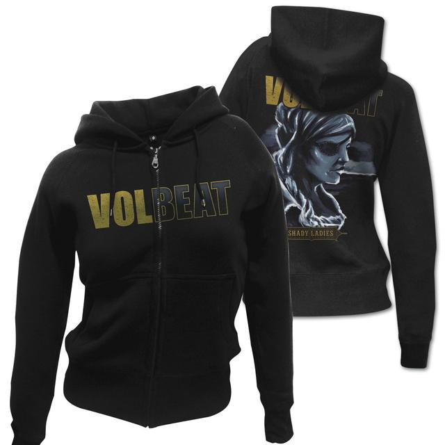 Volbeat Shady Ladies Women's Zip Hoodie