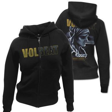Volbeat Shady Ladies Women's Zip Hoodie