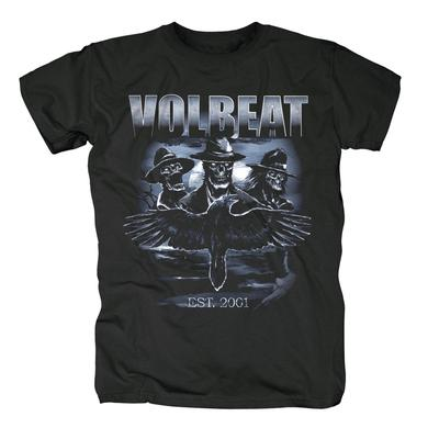 Volbeat Ghouls & Raven T-Shirt