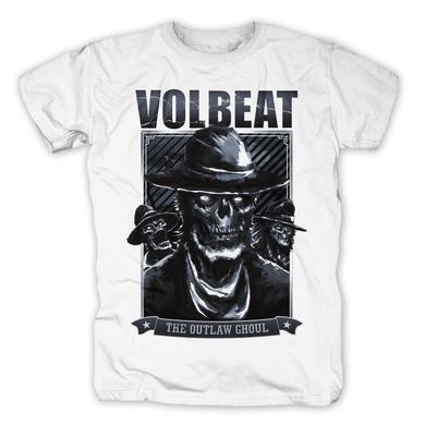 Volbeat Outlaw Ghoul T-Shirt