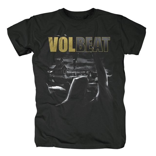 Volbeat Graveyard T-Shirt