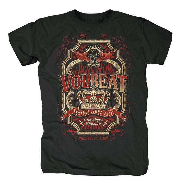 Volbeat Crown T-Shirt
