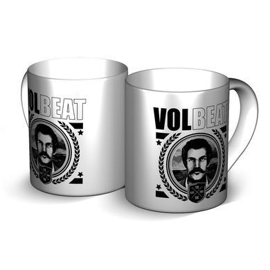 Volbeat Gentleman Crest Mug