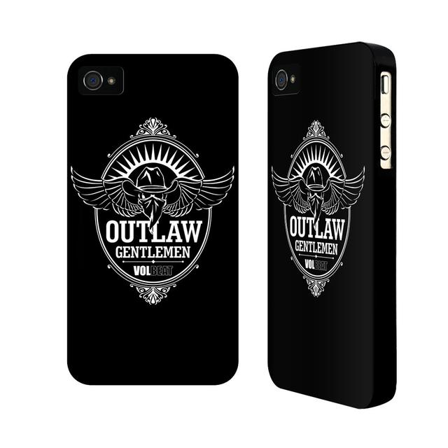 Volbeat Outlaw Gentlemen iPhone Case