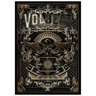 Volbeat Old Letters Art Print