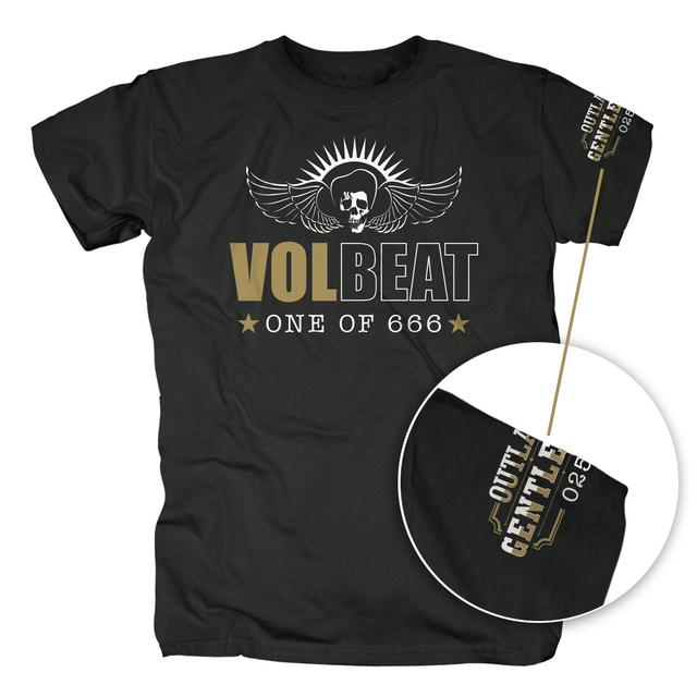 Volbeat 666 T-Shirt