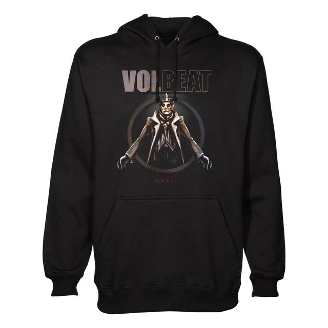 Volbeat Seal The Deal & Let's Boogie Hoodie