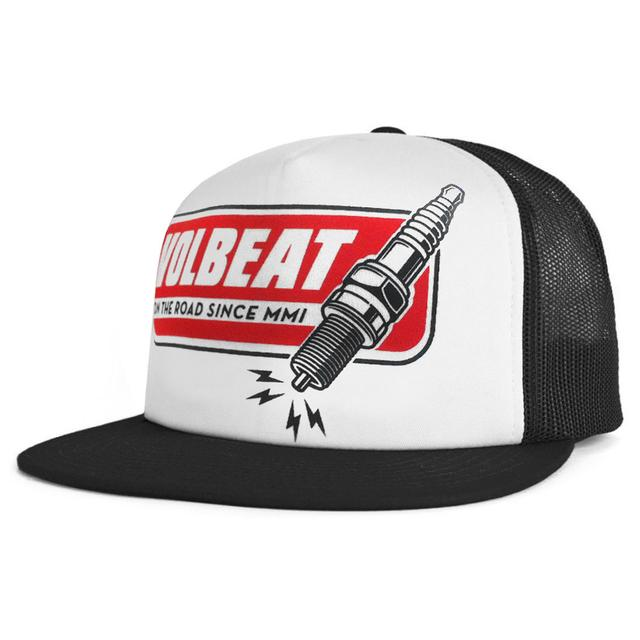 Volbeat Hot Plug Trucker Hat