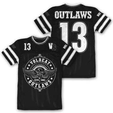 Volbeat Outlaws Mesh Jersey