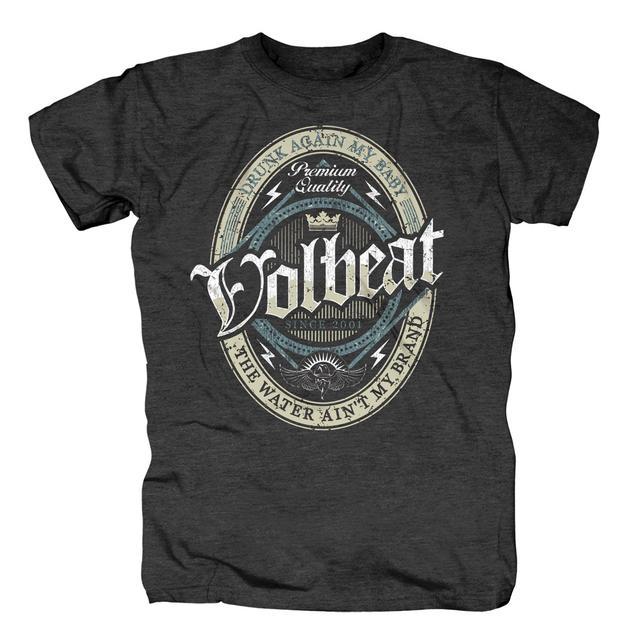 Volbeat Volbeer Grey T-Shirt