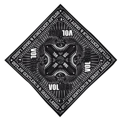 Volbeat Outlaw Gentlemen & Shady Ladies Bandana