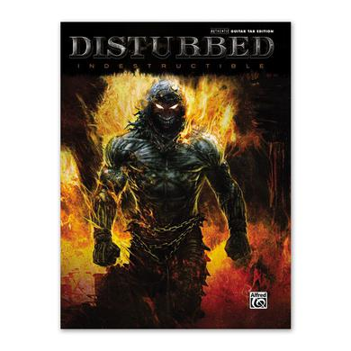 Disturbed Indestructible Songbook