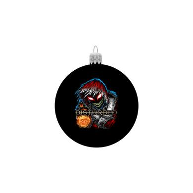 Disturbed Stole Christmas Ornament