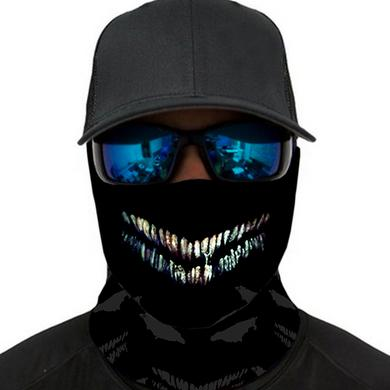 Disturbed Scary Face Shield