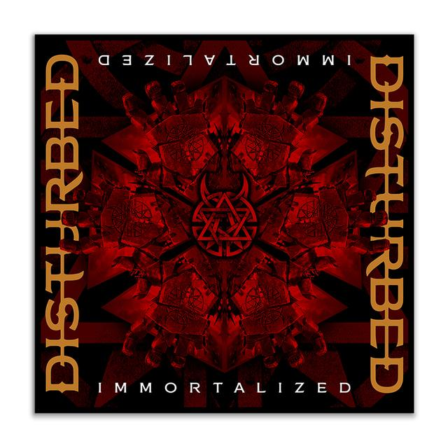 Disturbed Immortalized Bandanna