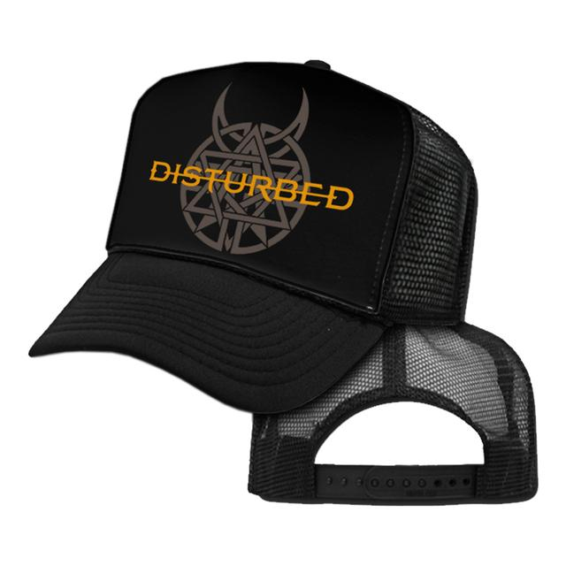 Disturbed Omni Logo Hat Black