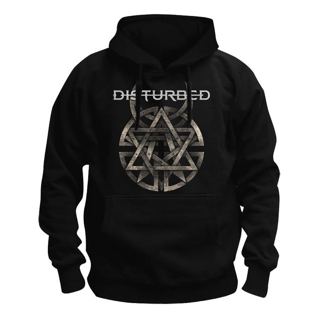 Disturbed Riveted Hoodie