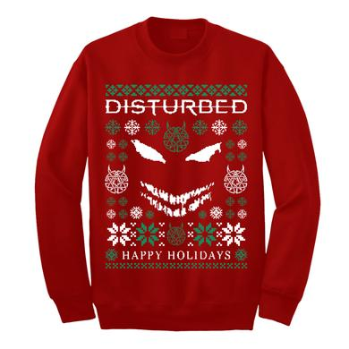 Disturbed Immortalized Holiday Sweatshirt