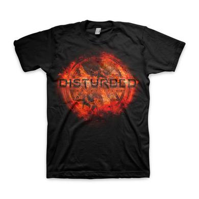 Disturbed Ring of Fire T-Shirt