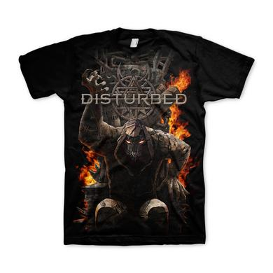 Disturbed Overrule Adult T-Shirt