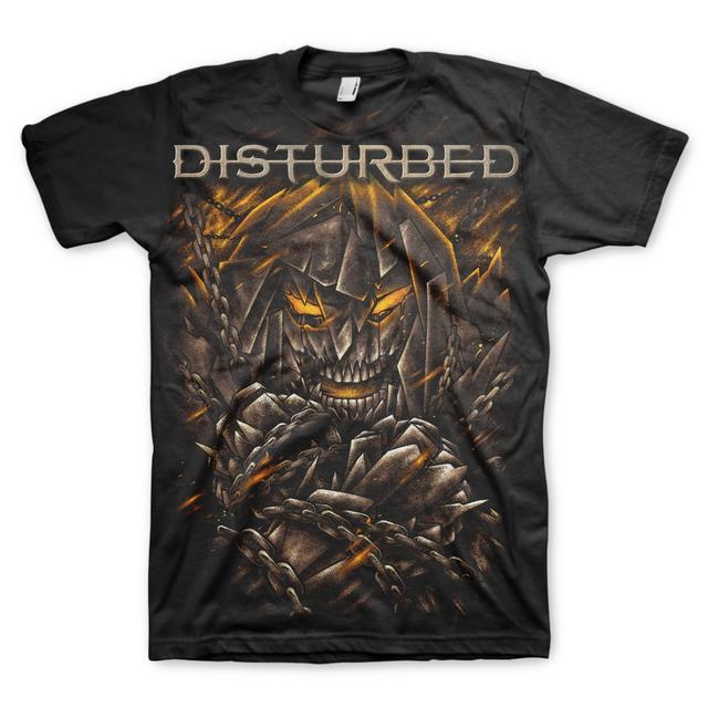 Disturbed Bawl & Chain T-Shirt