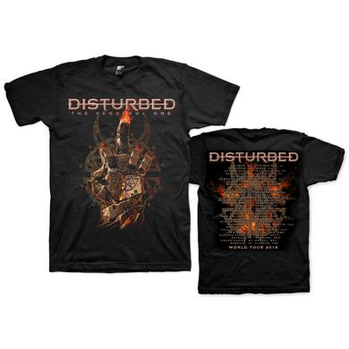 Disturbed Firebird T-Shirt