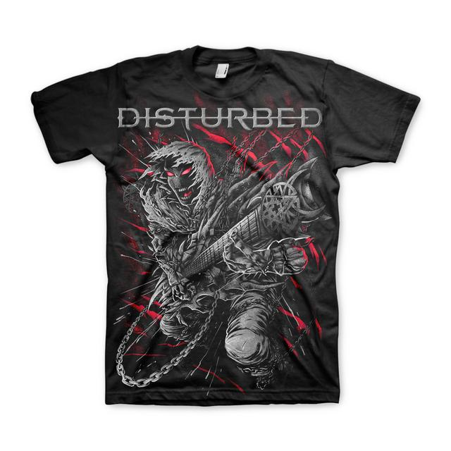 Disturbed Omni Hero T-Shirt