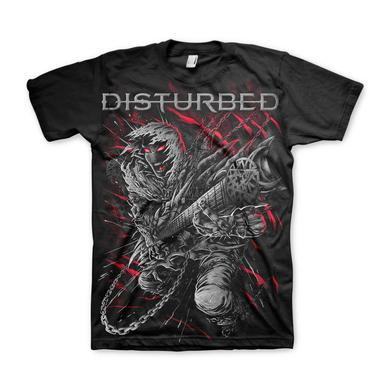 Disturbed Omni Hero T-Shirt