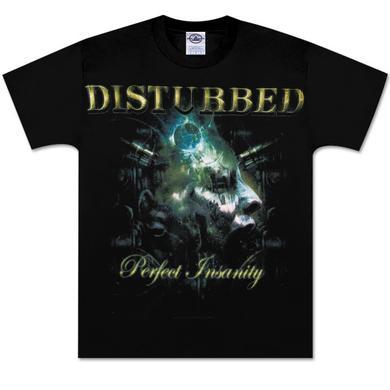 Disturbed Perfect Insanity T-Shirt