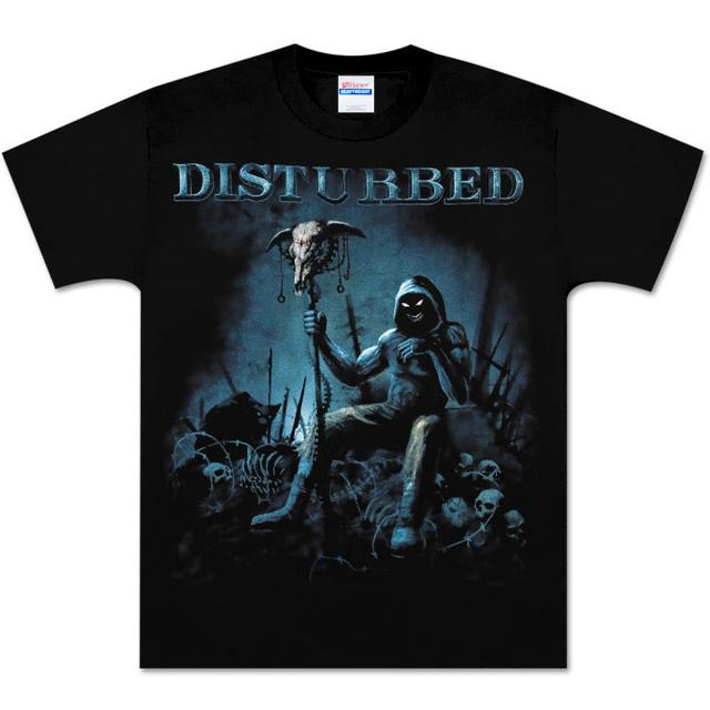 Disturbed Evil King T-Shirt