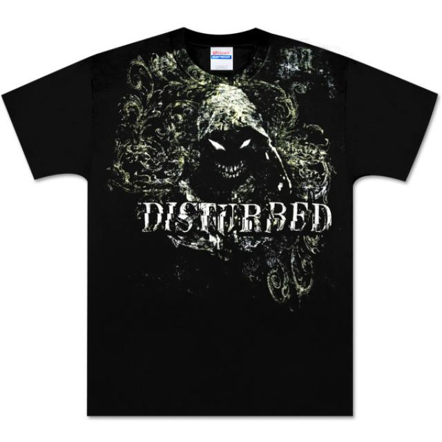 Disturbed Sick Flourish T-Shirt